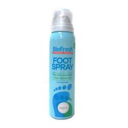 BIOFRESH FOOT SPRAY AQUA WHITE BLFSS01-2 image here