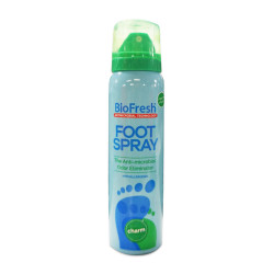 BIOFRESH FOOT SPRAY CHARM GREEN BMFSS01-3 image here