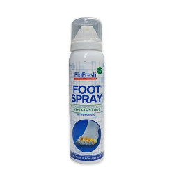 BIOFRESH ATHLETE'S FOOT SPRAY FMATH image here