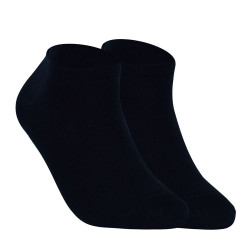 BURLINGTON ANKLE SOCKS BLACK 0219 image here