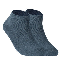 BURLINGTON ANKLE SOCKS GRAY 0219 image here