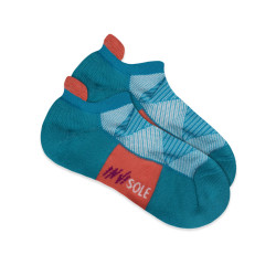 BURLINGTON INVISOLE ANKLE SOCKS COOL BREEZE XLVS1804 image here