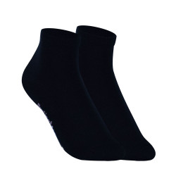 BURLINGTON ANKLE SOCKS BLACK 622 image here