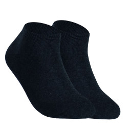 BURLINGTON ANKLE SOCKS BLACK BLL-220 image here