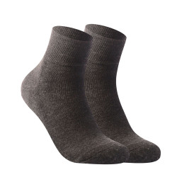 PUMA ANKLE SOCKS GRAY PMCKG2 image here
