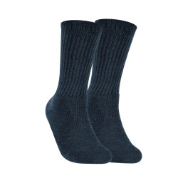 PUMA DRI+ CREW LENGTH SOCKS GRAY DMSKG16 image here