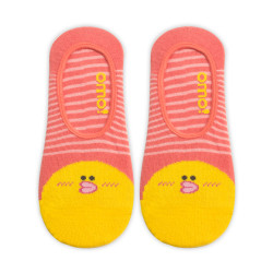 OMO ANKLE SOCKS DARK PEACH OLCF2 image here