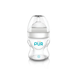 Pur 5oz Advanced Plus Feeding Bottle,white,9811 image here