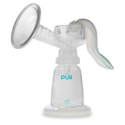 Pur Manual Breast Pump,white,6206 image here