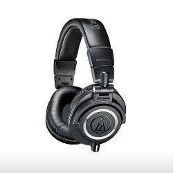 Audio-Technica, ATH-M50xProfessional Monitor Headphones, Black, ATH-M50x image here