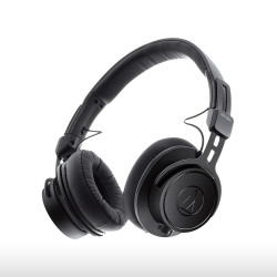 Audio-Technica, ATH-M60xProfessional Monitor Headphones, Black, ATH-M60x image here