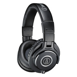 Audio-Technica, Professional Monitor Headphones, black, ATH-M40X BK image here