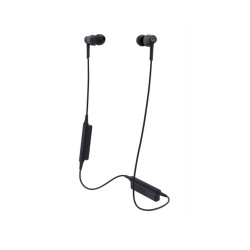 Audio-Technica, Sound Reality Wireless In-Ear Headphones, black, ATH-CKR35BT BK image here