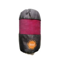 Devon, Microfiber Bath Towel, Fuchsia Pink, DEVONMCTWLBATH201910FUC image here