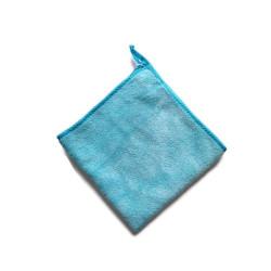 Devon, Microfiber Face Towel, Aqua Blue, DEVONMCTWLFACE201910AQU image here