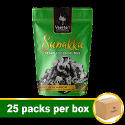 Box of Sunnaku Nori Seacharon 25g image here