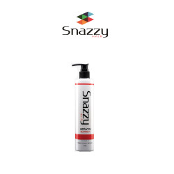 Snazzy Keratin Blowout 300ml,red,Snzkb image here