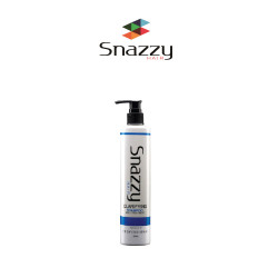 Snazzy Clarifying Shampoo 300 ml,Blue,SnzCS image here