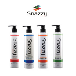 Snazzy Starter Package 300ml,Red,Blue,Green,Orange image here