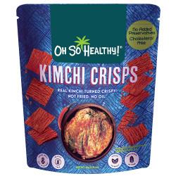 Kimchi Crisps 50g,Dark Blue,4806531960167 image here