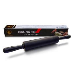 Royal King, Rolling Pin, Black, RK 020 image here