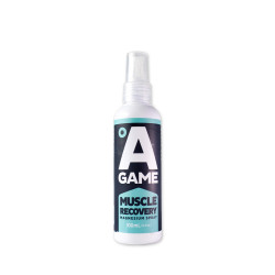 A-Game, Muscle Recovery Pocket size 100mL, Blue, MR100 image here