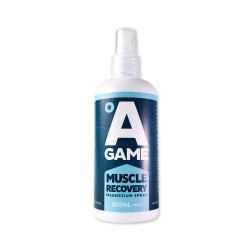 A-Game, Muscle Recovery 300mL, Blue, MR300 image here