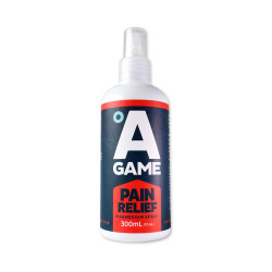 A-Game, Pain Relief Pocket 300mL, Red, PR300 image here