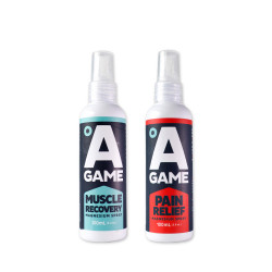 A-Game, On The Go, Red & Blue, RB1 image here