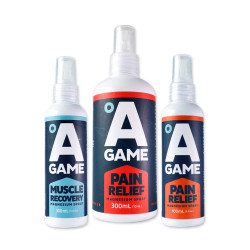 ºA-Game, Competition, Red & Blue, RB12 image here