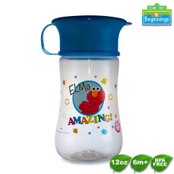 Sesame Beginnings 12oz Kiddy Grip 360 Cup image here