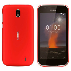 NOKIA 1 WARM RED image here