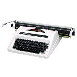 Interwood 1800 (Electronic Typewriter) image here