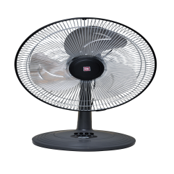 KDK Desk Fan Black Panther D40Y-BLACK image here