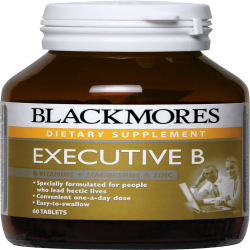 BLACKMORES EXECUTIVE B 60S 72061 image here