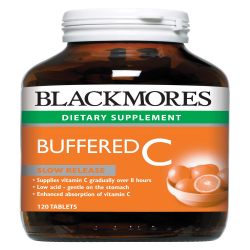 BLACKMORES BUFFERED C 120S image here