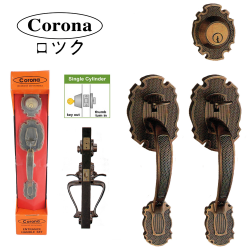 Corona 304 Decorative Lockset image here