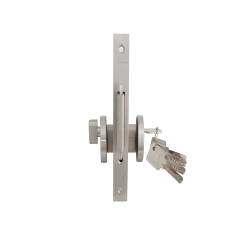 Corona 9024 Mortise Single Sliding Lock image here