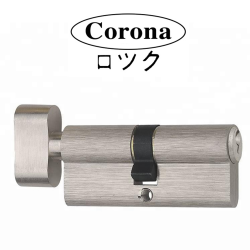 Corona Single Cylindrical Lock image here