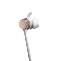 PI4 In-Ear Noise-Canceling Wireless Headphones (Gold) image here