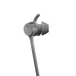 PI4 In-Ear Noise-Canceling Wireless Headphones (Silver) image here