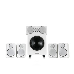 DX-2 5.1 Home Cinema Speaker Package image here
