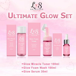 LYS ULTIMATE GLOW SET image here