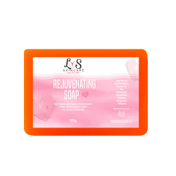 LYS REJUVENATING PAPAINE/KOJIC SOAP image here