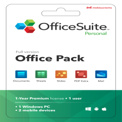 OfficeSuite Personal  (Subscription) image here