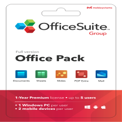 OfficeSuite Group  (Subscription) image here