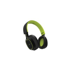 BLUEANT PUMPZONE HD OVER-EAR  WIRELESS AUDIO HEADPHONES (GREEN) image here