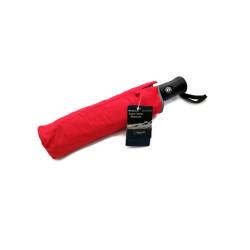 Ombrello, Trifold Hydrophobic Automatic Umbrella, Red, OMBRELLO3FAUTO202002RED image here