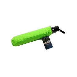 Ombrello, Trifold Hydrophobic Automatic Umbrella, Flourescent Green, OMBRELLO3FAUTO202002FLGRN image here