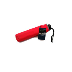 Ombrello, Trifold Hydrophobic Manual Umbrella, Red, OMBRELLO3FMANU202002RED image here